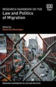 Cover of Research Handbook on the Law and Politics of Migration