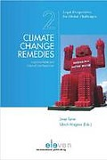 Cover of Climate Change Remedies: Injunctive Relief and Criminal Law Responses