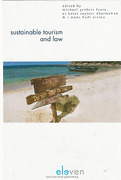 Cover of Sustainable Tourism and Law