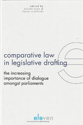 Cover of Comparative Law in Legislative Drafting: The Increasing Importance of Dialogue amongst Parliaments