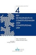 Cover of Key Developments in Constitutionalism and Constitutional Law