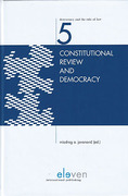 Cover of Constitutional Review and Democracy