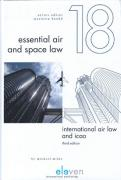 Cover of International Air Law and ICAO