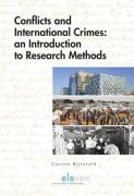 Cover of Conflicts and International Crimes: An Introduction to Research Methods