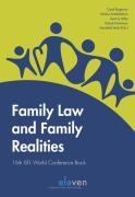 Cover of Family Law and Family Realities: 16th ISFL World Conference Book