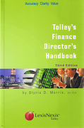Cover of Tolley's Finance Director's Handbook
