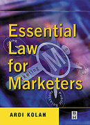 Cover of Essential Law for Marketers
