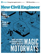 Cover of New Civil Engineer
