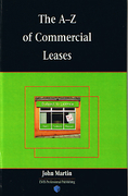 Cover of The A-Z of Commercial Leases