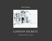 Cover of London Secrets: A Draughtman's Guide