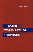 Cover of Leasing Commercial Premises