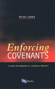 Cover of Enforcing Covenants: A Guide for managers of Leasehold Property