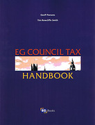 Cover of EG Council Tax Handbook