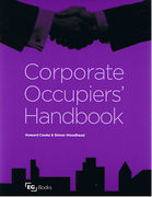 Cover of Corporate Occupiers' Handbook