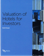 Cover of Valuation of Hotels for Investors