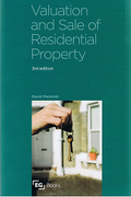 Cover of Valuation and Sale of Residential Property