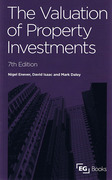 Cover of The Valuation of Property Investments
