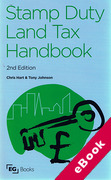 Cover of Stamp Duty Land Tax Handbook (eBook)