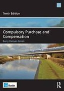Cover of Compulsory Purchase and Compensation