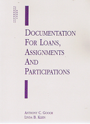 Cover of Documentation for Loans, Assignments and Particpations