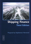 Cover of Shipping Finance