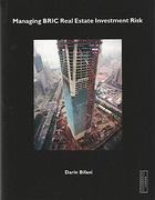 Cover of A Practical Guide to Managing BRIC Real Estate Investment Risk