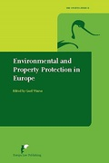 Cover of Environmental and Property Protection in Europe