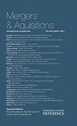 Cover of Mergers & Acquisitions: Jurisdictional Comparisons 2012