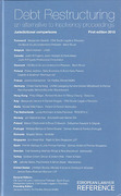 Cover of Debt Restructuring: An Alternative to Insolvency Proceedings: Jurisdictional Comparisons