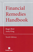 Cover of Financial Remedies Handbook