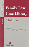 Cover of Family Law Case Library: Children