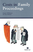 Cover of Costs in Family Proceedings