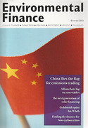 Cover of Environmental Finance: Print + Online
