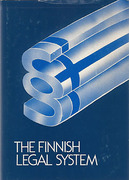 Cover of The Finnish Legal System