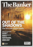 Cover of The Banker: Print Magazine + Single-User Online Access