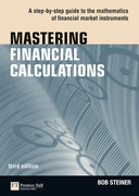 Cover of Mastering Financial Calculations: A Step-by-Step Guide to the Mathematics of Financial Market Instruments