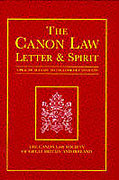 Cover of The Canon Law Letter & Spirit: A Practical Guide to the Code of Canon Law