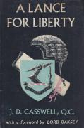 Cover of A Lance for Liberty
