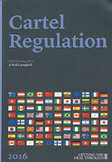 Cover of Getting the Deal Through: Cartel Regulation 2016
