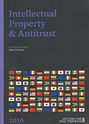 Cover of Getting the Deal Through: Intellectual Property & Antitrust 2016