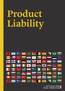 Cover of Getting the Deal Through: Product Liability 2015
