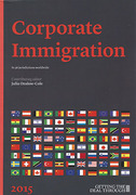 Cover of Getting the Deal Through: Corporate Immigration 2016