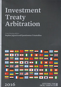 Cover of Getting the Deal Through: Investment Treaty Arbitration 2016