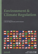 Cover of Getting the Deal Through: Environment & Climate Regulation 2016