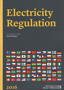 Cover of Getting the Deal Through: Electricity Regulation 2017