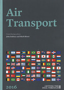 Cover of Getting the Deal Through: Air Transport 2017