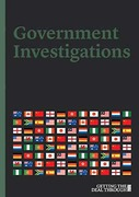 Cover of Getting the Deal Through: Government Investigations 2017