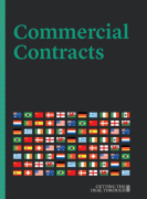 Cover of Getting the Deal Through: Commercial Contracts 2016