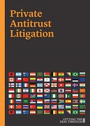 Cover of Getting the Deal Through: Private Antitrust Litigation 2018