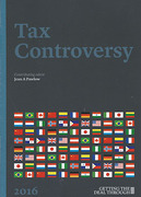 Cover of Getting the Deal Through: Tax Controversy 2018